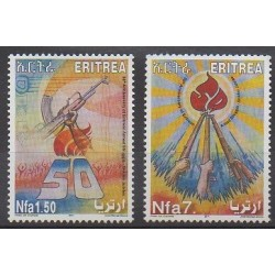 Eritrea - 2011 - Nb 520/521