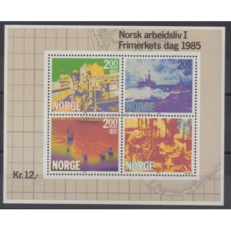 Norvège - 1985 - No BF 5 - Sciences et techniques