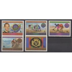Lesotho - 1981 - Nb 465/469