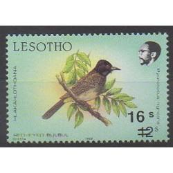 Lesotho - 1989 - No 888 - Oiseaux