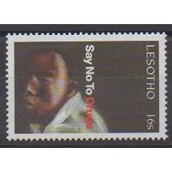 Lesotho - 1991 - No 959 - Santé ou Croix-Rouge