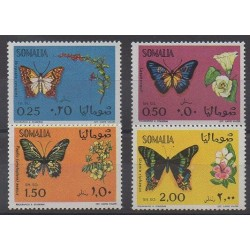 Somalia - 1970 - Nb 113/116 - Insects