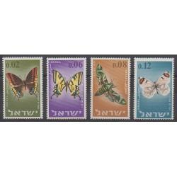 Israël - 1965 - No 300/303 - Insectes