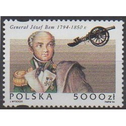 Poland - 1994 - Nb 3275 - Military history
