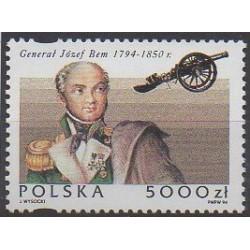 Pologne - 1994 - No 3275 - Histoire militaire