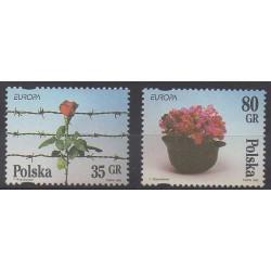 Pologne - 1995 - No 3325/3326 - Europa