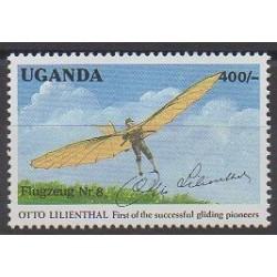 Ouganda - 1991 - No 855 - Aviation