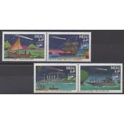 Palau - 1985 - Nb 83/86 - Astronomy