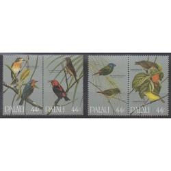 Palau - 1986 - No 87/90 - Oiseaux