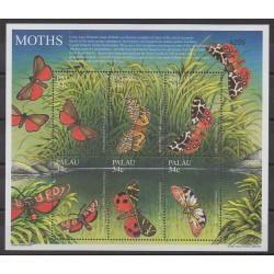 Palau - 2001 - No 1682/1687 - Insectes
