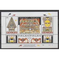 Palau - 1991 - No 432/439 - Histoire