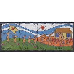 Palau - 1996 - Nb 874/877 - Horoscope