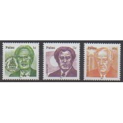 Palau - 2001 - No 1630/1632 - Célébrités