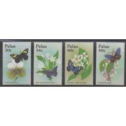 Palau - 2002 - No 1758/1761 - Insectes