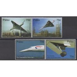 Palau - 2006 - Nb 2258/2259 - 2264/2265 - Planes
