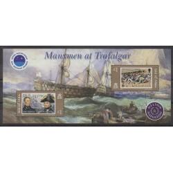 Man (Ile de) - 2005 - No BF58 - Napoléon