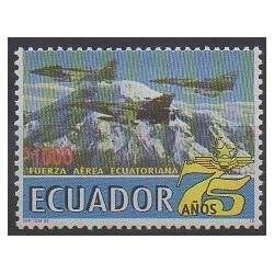 Ecuador - 1995 - Nb 1346 - Planes