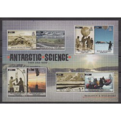 British Antarctic Territory - 2011 - Nb 564/571 - Polar - Science