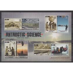 Grande-Bretagne - Territoire antarctique - 2011 - No 564/571 - Polaire - Sciences et Techniques