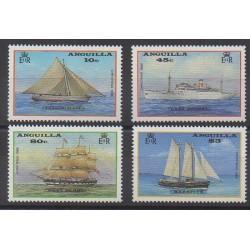 Anguilla - 1986 - No 658/661 - Navigation