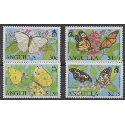Anguilla - 2006 - No 1083A/1083D - Insectes