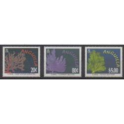 Anguilla - 1996 - No 876/878 - Animaux marins