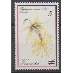 Vanuatu - 1985 - No 709 - Orchidées