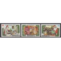 Vanuatu - 1984 - No 702/704 - Noël