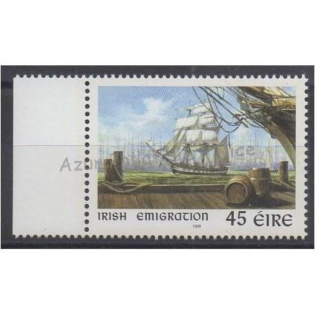 Ireland - 1999 - Nb 1121 - Boats