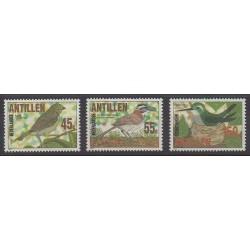 Antilles néerlandaises - 1984 - No 723/725 - Oiseaux