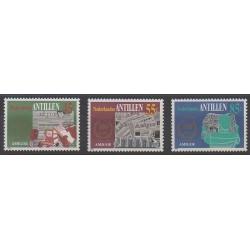 Netherlands Antilles - 1984 - Nb 700/702