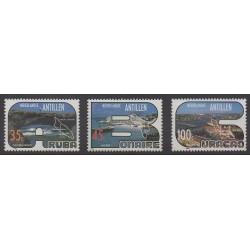 Netherlands Antilles - 1983 - Nb 677/679 - Tourism