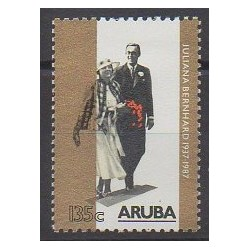 Aruba (Netherlands Antilles) - 1987 - Nb 21 - Royalty