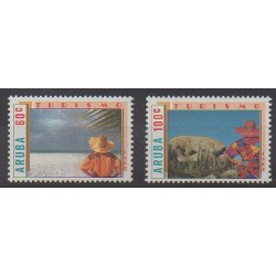 Aruba - 1987 - No 28/29 - Tourisme