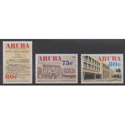Aruba (Netherlands Antilles) - 1992 - Nb 103/105 - Postal Service