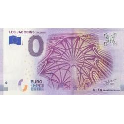 Euro banknote memory - 31 - Les Jacobins - 2018-3