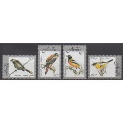 Aruba - 1998 - No 221/224 - Oiseaux