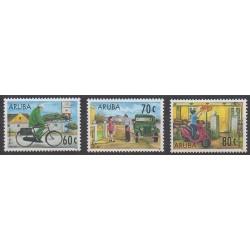 Aruba (Netherlands Antilles) - 1997 - Nb 190/192 - Postal Service