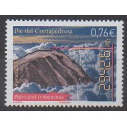 Andorre - 2015 - No 769 - Sites