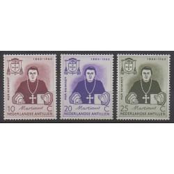 Antilles néerlandaises - 1960 - No 297/299 - Religion
