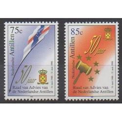 Netherlands Antilles - 1998 - Nb 1132/1133