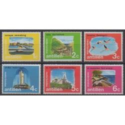 Netherlands Antilles - 1972 - Nb 427/432