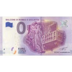 Billet souvenir - Balcone di Romeo E Giulietta - 2018-1