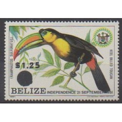 Belize - 1984 - Nb 680 - Birds