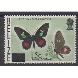 Belize - 1979 - No 429 - Insectes