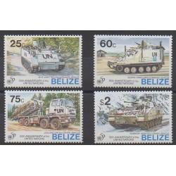 Belize - 1995 - No 1043/1046 - Nations unies