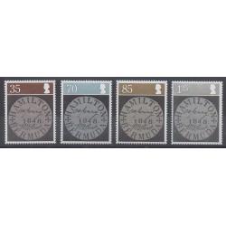 Bermudes - 2008 - No 951/954 - Timbres sur timbres