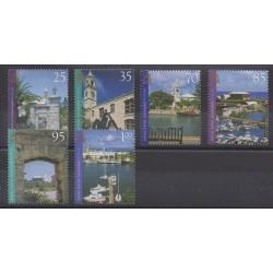 Bermuda - 2004 - Nb 872/877 - Sights