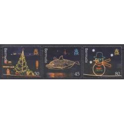 Bermuda - 2005 - Nb 909/911 - Christmas