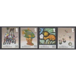 Bermuda - 2005 - Nb 895/898 - Craft